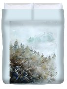 Watercolor  356214 Duvet Cover