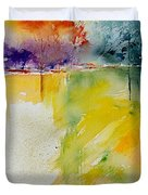 Watercolor 800142 Duvet Cover