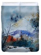 Watercolor 802120 Duvet Cover
