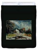 Watercolor  900111 Duvet Cover