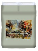 Watercolor 900152 Duvet Cover