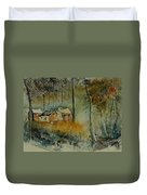 Watercolor  900170 Duvet Cover