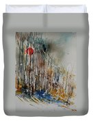 Watercolor  902112 Duvet Cover