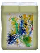 Watercolor  902180 Duvet Cover