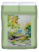 Watercolor  908020 Duvet Cover