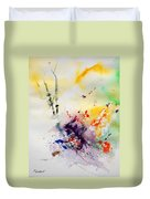 Watercolor  908090 Duvet Cover