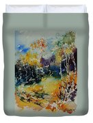 Watercolor  909052 Duvet Cover