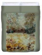 Watercolor 9090722 Duvet Cover