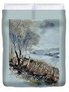 Watercolor Duvet Cover