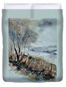 Watercolor Duvet Cover