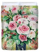 Watercolor Series 10 Duvet Cover