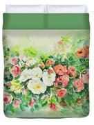 Watercolor Series 4 Duvet Cover