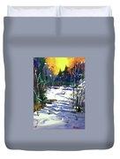 Watercolor3538 Duvet Cover