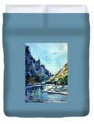 Watercolor3810 Duvet Cover