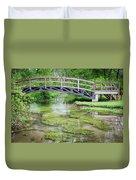Watercress Duvet Cover