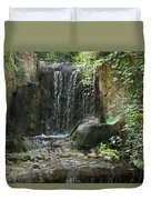 Waterfall 1 Duvet Cover