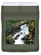 Waterfall 1 Duvet Cover