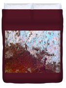 Waterfall 2 Abstract Duvet Cover