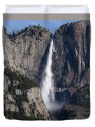 Waterfall 2 Color Duvet Cover