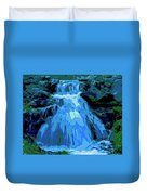 Waterfall At Finch 2 Duvet Cover
