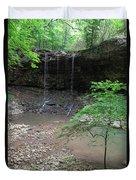Waterfall Base Duvet Cover
