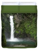 Waterfall Duvet Cover