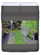 Waterfall Details Duvet Cover