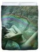 Waterfall Dreams Duvet Cover