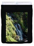 Waterfall I Duvet Cover