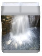 Waterfall In Nh Splash 3 Duvet Cover