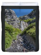 Waterfall Love Duvet Cover