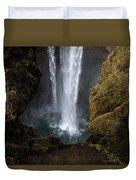 Waterfall Splash Duvet Cover