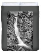 Waterfall Study 1 Duvet Cover