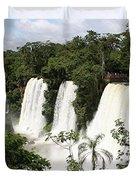Waterfall Wonderland Duvet Cover