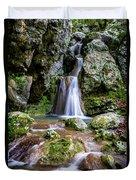Waterfall. Duvet Cover