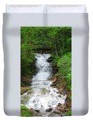 Waterfall#1 Duvet Cover