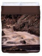 Waterfalls #1 Duvet Cover