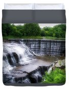 Waterfalls Cornell University Ithaca New York 05 Duvet Cover