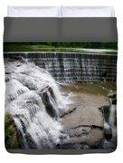 Waterfalls Cornell University Ithaca New York 06 Duvet Cover