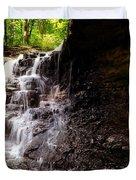waterfallScoop Duvet Cover