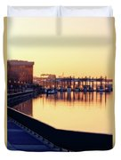 Waterfront Deep Duvet Cover
