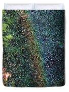 Watering Rainbows Duvet Cover
