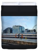 Waterloo Station Duvet Cover