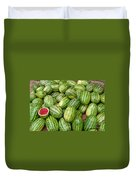 Watermelons Duvet Cover