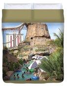 Waterpark Duvet Cover