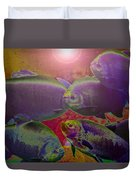 Waters Abound Duvet Cover