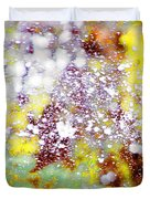 Waters Spray In Summers Delight Duvet Cover