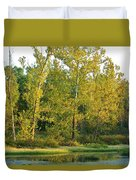 Waterscape #44 Duvet Cover