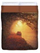 Waterway Sunrise Duvet Cover