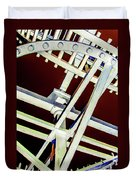Waterwheel #2 Duvet Cover